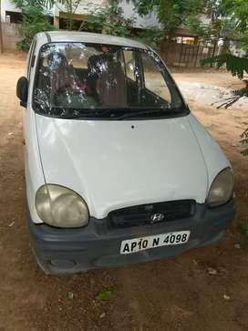 Hyundai/ Santro-2000 year (fuel)