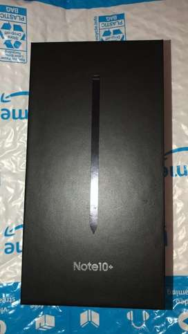Samsung Note 10 plus 512Gb Aura black