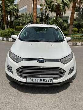 Ford Ecosport 1.5 Petrol Titanium Plus AT, 2015, Petrol