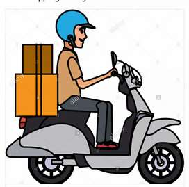 HIRING DELIVERY EXECUTIVE
