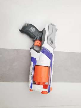 Nerf gun (strongarm elite )