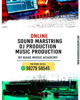 online music mixing classes