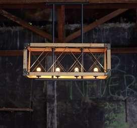 Kap lighting lampu hias lampu gantung lampu industrial lampu vintage