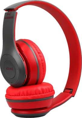 New* P47 Wireless Bluetooth Headphones 5.0+EDR with Volume Control