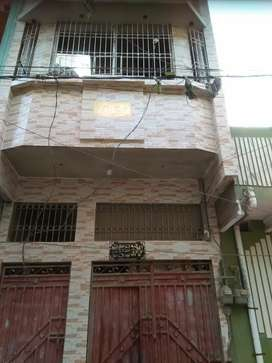 I am sell my house double story building register my name for bed room