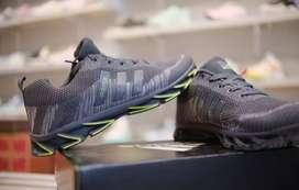 Adidas Dark Grey Made In Vietnam