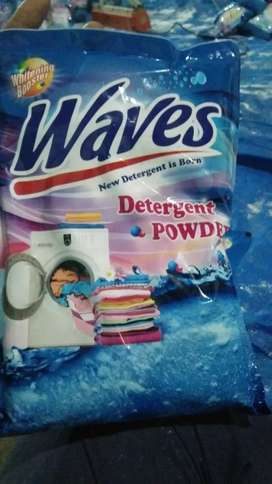 NEED FOR SALES OF WASHING POWDER