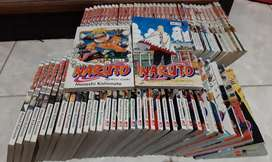 Jual Komik Naruto Lengkap Vol. 1-72