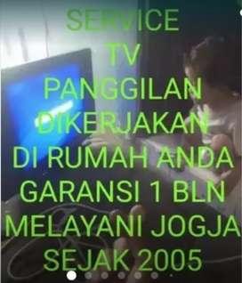 Servis TV Panggilan Service TV Tabung Servis TV LED Panggilan