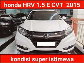 Honda hrv 1.5 E CVT automatic /at 2015 super istimewa