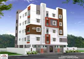 GHMC Approved Deluxe flats for sale at Kowkoor, Alwal