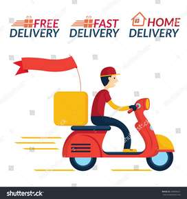 Delivery Executive required for Hojai location on urgent basis