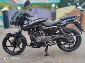 2018 BAJAJ PULSAR 150 SINGLE OWNER LEAST OUT LOOK SHOW ROOM CONDITION