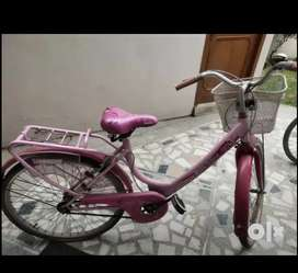 Hero miss india bicycle for girls