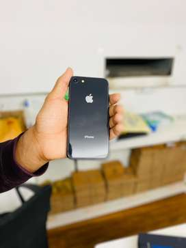 Iphone scratchless piece available in good condition with accessories
