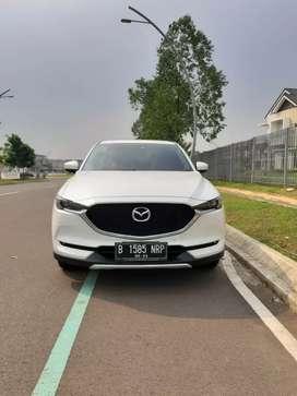 Mazda cx5 elite 2017