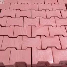 Tuff tile and clad stone for ramps
