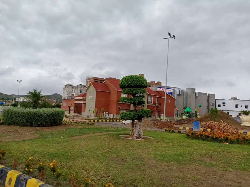 10 Marla Plot Is Available For Sale In Satellite Town Citi Housing Jlm 0