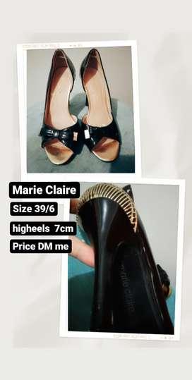 Marie Claire original high heels