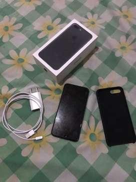 Dijual Iphone 7 plus 32gb ex inter