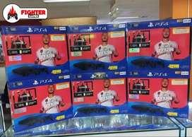 PS4 Slim Bundle FIFA 20 +2STICK GARANSI RESMI