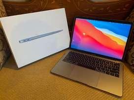 Macbook Air 2019 128GB Dark Grey Second
