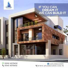 We Construct your dream home.