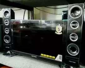 Tv poytron LED duo speaker