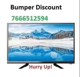 """NEW TOP Model 43"""" smart full HD LED TV with Bluetooth on sale"""