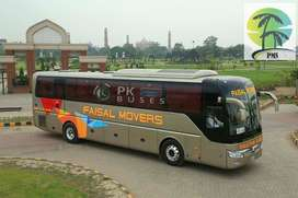 luxury bussiness coach hasil kren wo b asaan mahana kiston pe...