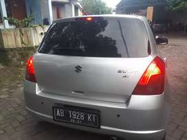 Swift matic build up double airbag