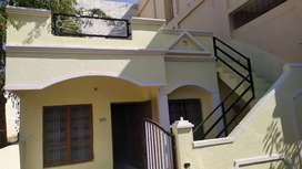 Corner house .both sides road.park facing