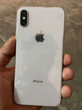 Iphone X 64gb with all accessories