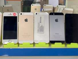 iphone 5s 32GB New Piece with Bill and warranty 4G volte Supported
