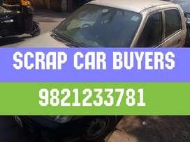 —— FRUSTED    Good.  Scrap car buyer