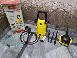 Ac service and car washing pump for sale with all accessories.