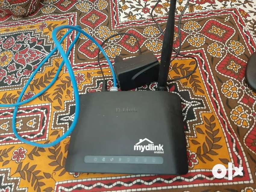 D-Link Router 0