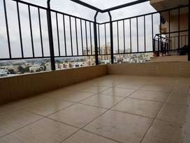 In Best Location with Wooden Floor 3 BHK flat for sale near D Mart.