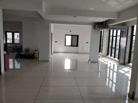 A Road Touch Commercial Hall Rent In Manjalpur Prime Location.