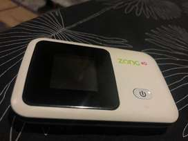 Zong wifi 4g mobile device