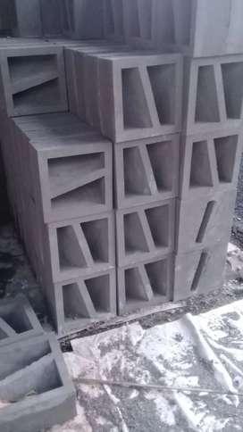 LOSTER beton buat pagar rumah