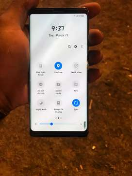 Note 8 6gb 64gb Spotted