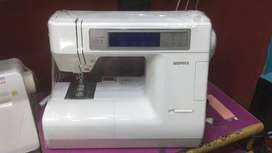 We deal in japanese sewing machines with 1 year warranty
