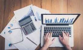 Part time accountant Available in South Delhi
