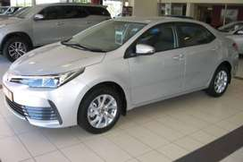 Toyota Corolla GLI 2019 GET On Easy Monthly Installment