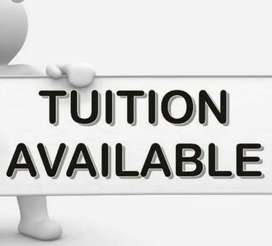 Home tution teacher for 1 to 12