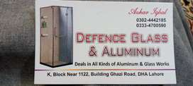 Defence aluminum and glass works