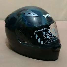 Helm Fullface Cargloss Sircon VR bunglon