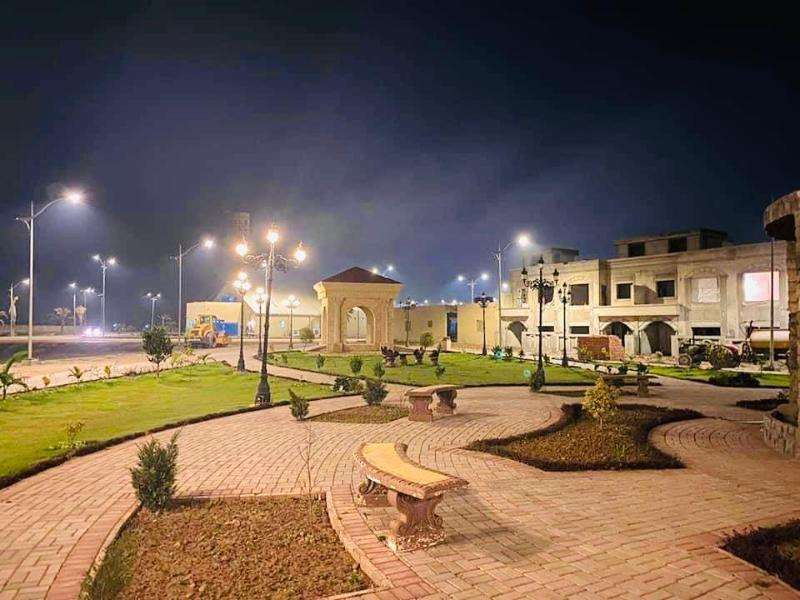 3 Marla Plot File On Easy Installments For 5 Years In Al Noor Orchard