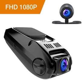 APEMAN 1080P FHD Dual In Car Dash Cam Camera DVR Digital Driving Video